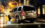 Honda Pilot 2012 ya en México