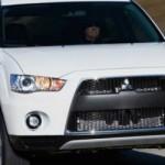 Mitsubishi Outlander 2012 ya en México, precios y versiones