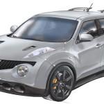 Nissan Juke-R con motor GT-R ya es oficial