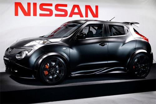 Nissan Juke-R foto real oficial