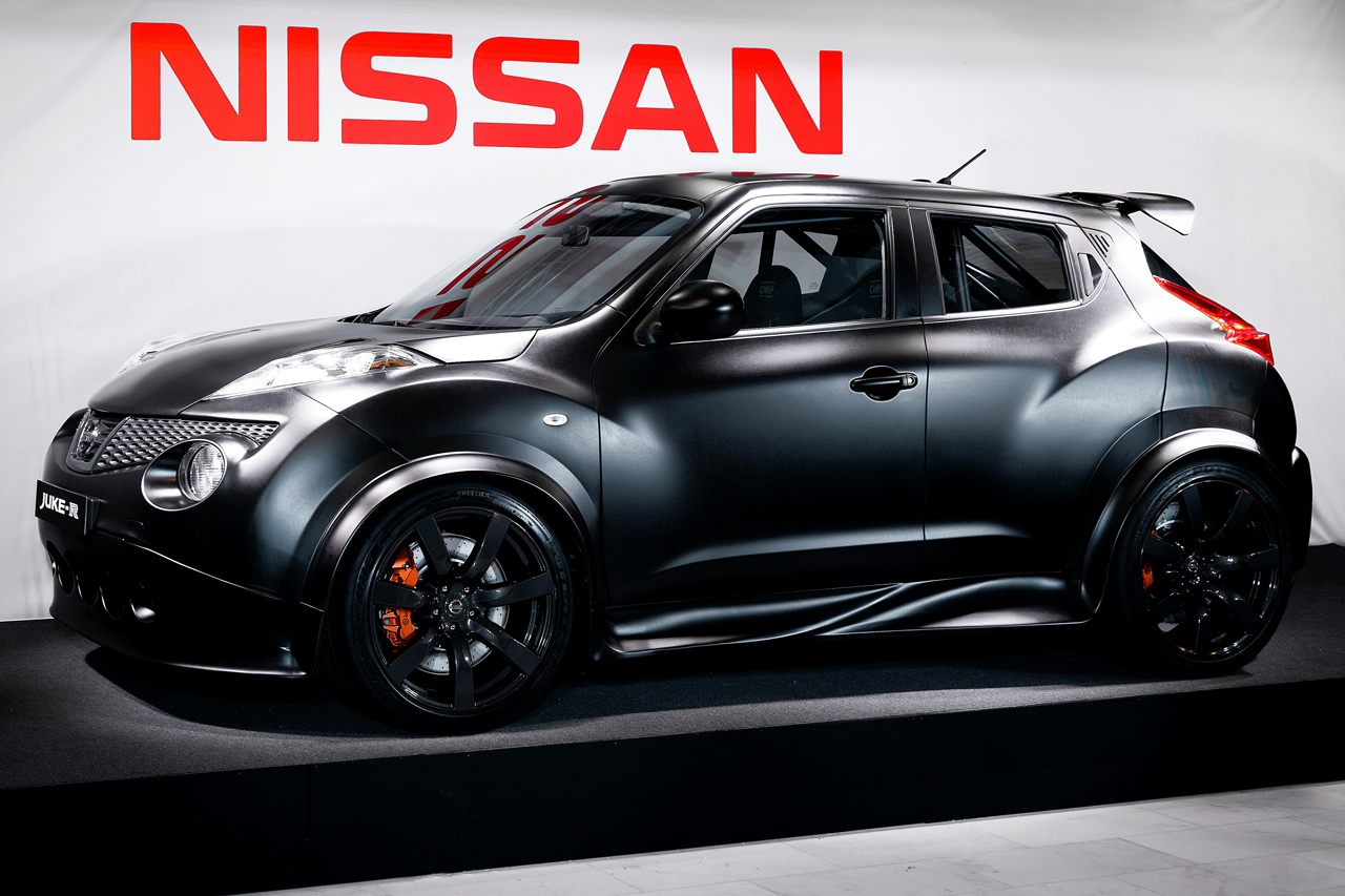 Nissan Juke-R foto real oficial