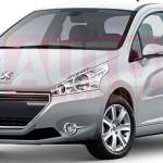 Nuevo Peugeot 208 se presentará la siguiente semana