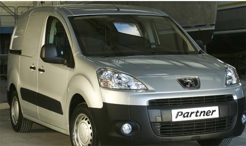Nueva Peugeot Partner 2012 México