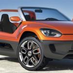 Volkswagen BuggyUp! más fotos oficiales