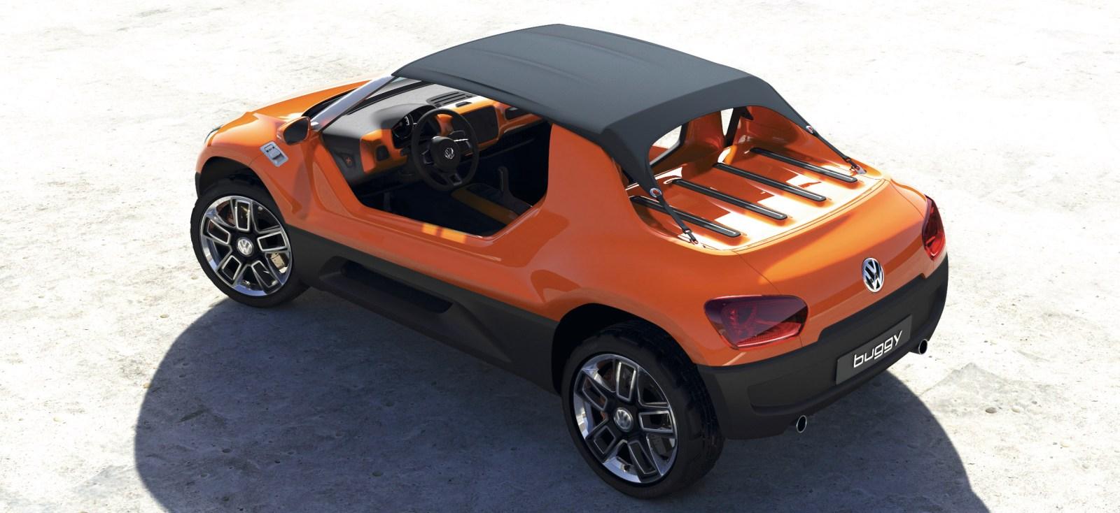 Volkswagen BuggyUp! - Autos Actual México