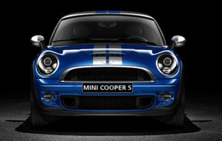 Mini Coupé 2012