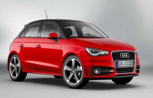 Nuevo Audi Ai 5 puertas