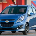 Chevrolet Spark 2013 renovado