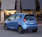 Chevrolet Spark 2014 con cambios