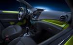 Chevrolet Spark 2013 con cambios