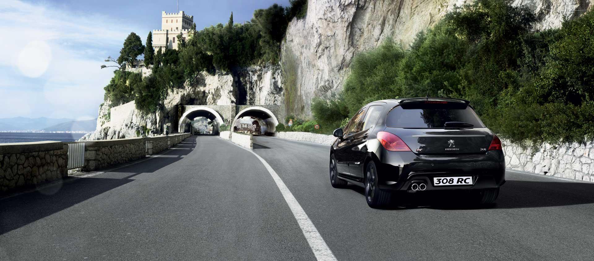 Nuevo Peugeot 308 RC 2012 ya en México
