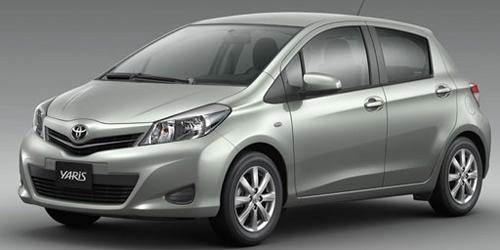 Nuevo Toyota Yaris 2012 ya en México con rediseño