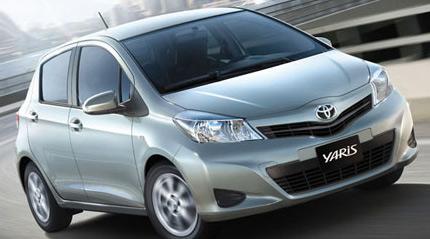 Toyota Yaris 2012 ya en México con rediseño