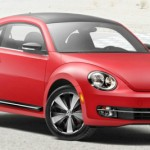 Beetle Turbo 2012 en México