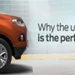 Nueva generación de Ford Ecosport aparece en internet