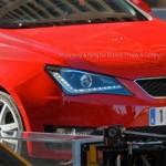 Más fotos espía del nuevo Seat Ibiza con restyling