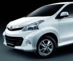 Nueva linea Toyota Avanza 2012