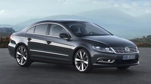 Nuevo CC de Volkswagen
