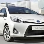 Nuevo Toyota Yaris Hybrid es presentado en fotos oficiales