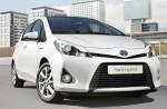 Toyota Yaris Hybrid 2012
