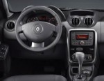 Interior Duster Renault