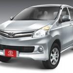 Nueva generación de Toyota Avanza 2012 llegó a México