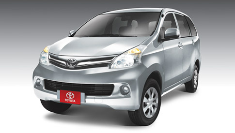Toyota Avanza ya en México