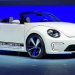 Presentan el Volkswagen E-Bugster