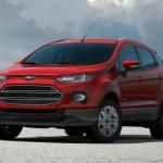 Ford presenta la nueva EcoSport 2013