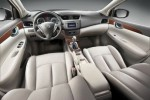 Interiores Nissan Sentra 2013