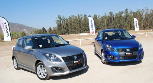 Suzuki Swift Sport en México