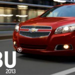 Chevrolet Malibu 2013 renovado ya en México