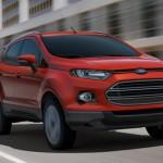 Ford EcoSport 2013 pronto en México