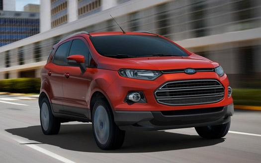 Ford EcoSport 2012 pronto en México
