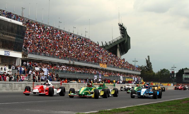 El LATAM F2000 llega a la Ciudad de México