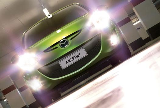 Mazda 2 2013 en México
