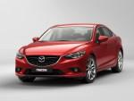 Nuevo Mazda 6 nuevo con SKYACTIV 2013