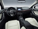 Nuevo Mazda 6 nuevo con SKYACTIV 2013 , interior, asientos