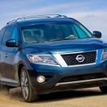 Nissan presenta el nuevo Pathfinder 2013