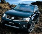 Suzuki Grand Vitara 2013 Escudo