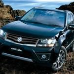 Suzuki Grand Vitara 2013 con cambios se presentará pronto