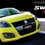 Suzuki Swift Sport ya a la venta en México
