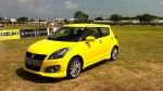 Suzuki Swift Sport 2013 en México, color amarillo
