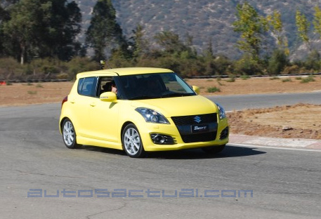 Suzuki Swift Sport 2013 ya en México