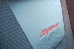 Suzuki Swift Sport 2013 asiento con detalle rojo