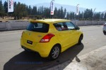 Suzuki Swift Sport 2013 México color amarillo