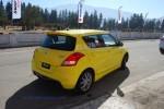 Suzuki Swift Sport 2013 México color amarillo