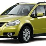 Suzuki SX4 Crossover 2013 con cambios ya en México