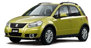 Suzuki SX4 Crossover 2013 Verde Plasma