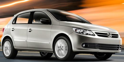 Volkswagen Gol 2013 para México